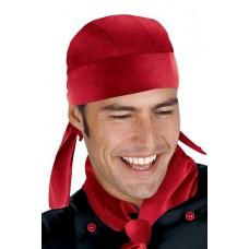 Bandana Cod. 124007 - Rosso