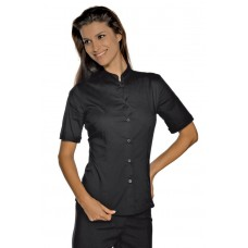 Camicetta Hollywood Stretch Cod. 025801M - Nero