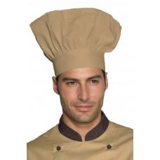 Cappello Cuoco - Cod. 075015 - Biscotto