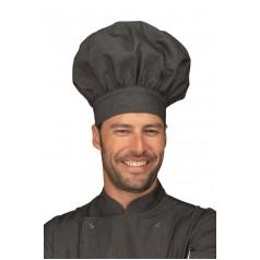 Cappello Cuoco - Cod. 075041 - Black Jeans