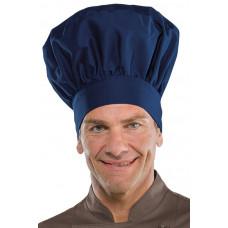 Cappello Cuoco - Cod. 075002 - Blu