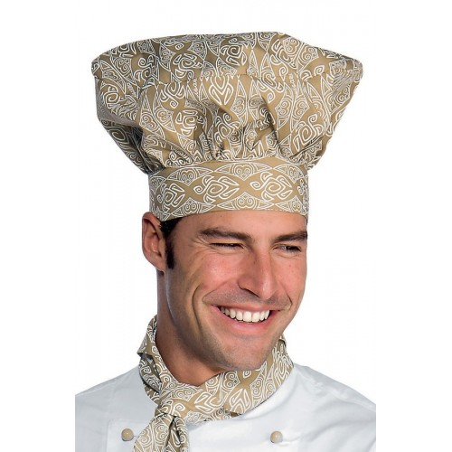Cappello Cuoco Cod. 075095 - Maori 95