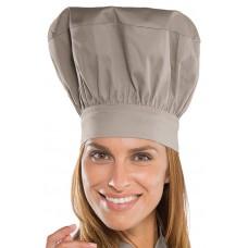 Cappello Cuoco - Cod. 075035 - Tortora
