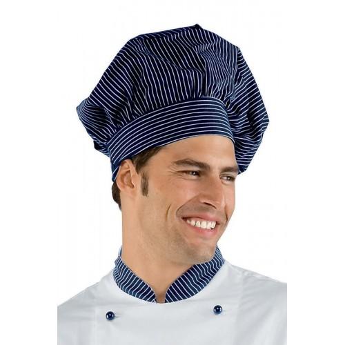 Cappello Cuoco - Cod. 075052 - Vienna Blu