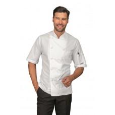 Giacca Cuoco Alabama Cod. 057300M - Bianco
