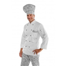 Giacca Cuoco Atlanta Cod. 059668 - Bianco+New York