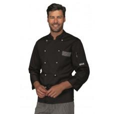 Giacca Cuoco Atlanta Cod. 059610 - Nero+Roller