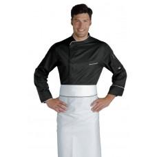 Giacca Cuoco Bilbao - Cod. 059331 - Nero+Bianco