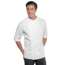 Giacca Cuoco Monaco Cod. 057450M - Bianco