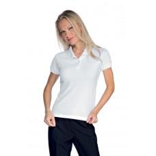 Polo Donna Stretch Cod. 125100 - Bianco