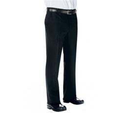 Pantalone Uomo Senza Pinces Nero