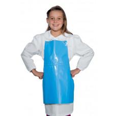 Grembiule Pettorina Baby - Cod. 000810 - Azzurro
