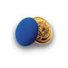 Bottoni Gemello Oro + Colore - Cod. 123206 - Blu Cina