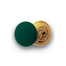 Bottoni Gemello Oro + Colore - Cod. 123204 - Verde