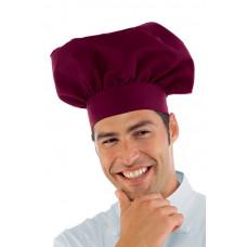 Cappello Cuoco Cod. 075003 - Bordeaux