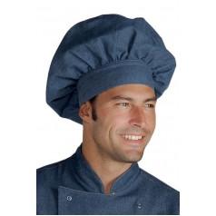 Cappello Cuoco - Cod. 075077 - Jeans