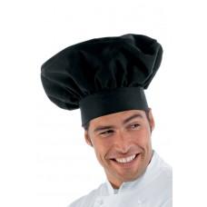 Cappello Cuoco Cod. 075001 - Nero