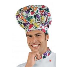Cappello Cuoco - Cod. 075950 - Pepper