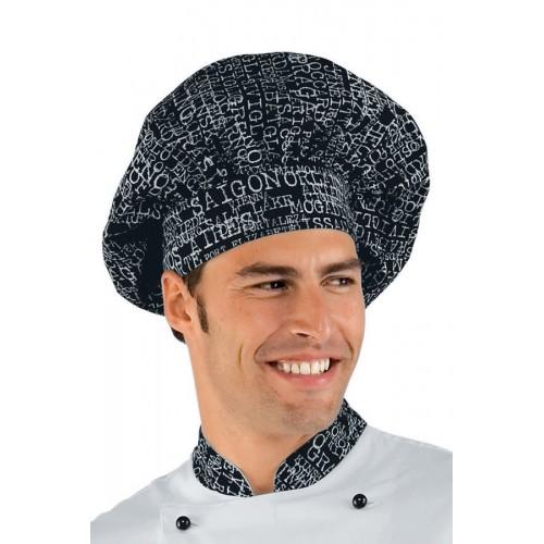 Cappello Cuoco - Cod. 075069 - San Francisco