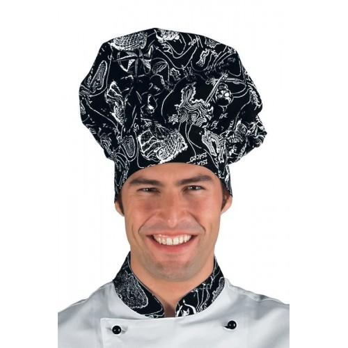 Cappello Cuoco - Cod. 075070 - Tortuga