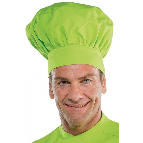 Cappello Cuoco Cod. 075026 - Verde Mela