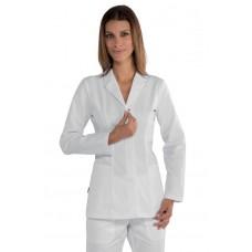 Casacca Coimbra Slim Bianco Cod. 016200 - Bianco