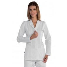 Casacca Coimbra Slim Bianco Cod. 016220 - Bianco
