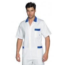 Casacca Peter Cod. 036106M - Bianco+Blu Cina