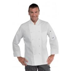 Giacca Cuoco Alabama - Cod. 057300 - Bianco