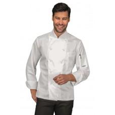 Giacca Cuoco Alabama Cod. 057309 - Bianco