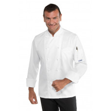 Giacca Cuoco Alabama - Cod. 057360 - Bianco