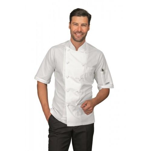 Giacca Cuoco Alabama Cod. 057360M - Bianco