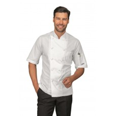 Giacca Cuoco Alabama - Cod. 057309M - Bianco
