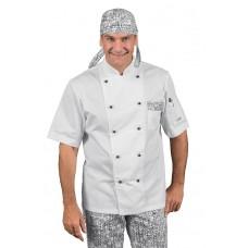 Giacca Cuoco Atlanta Cod. 059668M - Bianco+New York