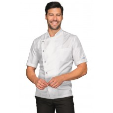 Giacca Cuoco Belfast Cod. 057280M - Bianco