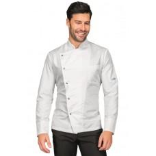Giacca Cuoco Belfast Cod. 057280 - Bianco