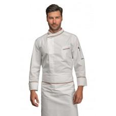 Giacca Cuoco Bilbao Cod. 059310 - Bianco+Italy