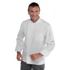 Giacca Cuoco Bilbao Cod. 059360 - Bianco