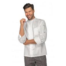 Giacca Cuoco Bilbao Cod. 059309 - Bianco