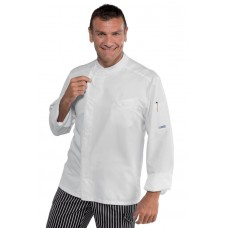 Giacca Cuoco Bilbao Cod. 059318 - Bianco