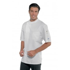 Giacca Cuoco Bilbao Cod. 059340M - Bianco