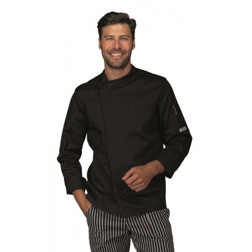 Giacca Cuoco Bilbao Cod. 059301 - Nero