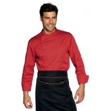 Giacca Cuoco Bilbao Cod. 059307 - Rosso
