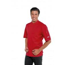 Giacca Cuoco Bilbao Cod. 059307M - Rosso