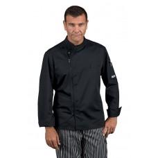Giacca Cuoco Bilbao Zip Cod. 059301Z - Nero