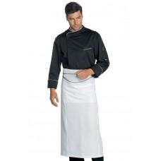 Giacca Cuoco Wimbledon Cod. 059801 - Nero+Bianco