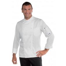 Giacca Cuoco Panama Cod. 058200 - Bianco