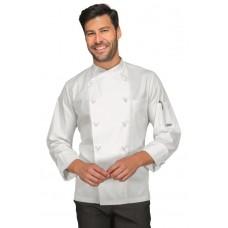 Giacca Cuoco Panama Cod. 058209 - Bianco