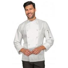 Giacca Cuoco Panama Cod. 058278 - Bianco