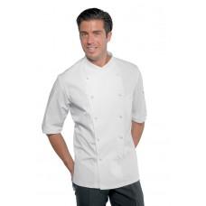 Giacca Cuoco Panama Cod. 058278M - Bianco